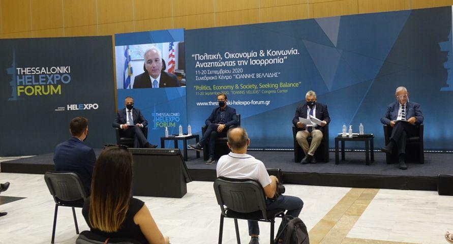 Thessaloniki Helexpo Forum: Σε διεθνές κέντρο έρευνας και καινοτομίας μετατρέπεται η Θεσσαλονίκη και η Βόρεια Ελλάδα