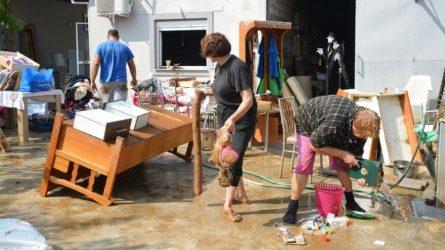 Δήμος Καλαμαριάς: Ανθρωπιστική βοήθεια στους πλημμυροπαθείς στην Καρδίτσα