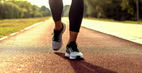 περπάτημα, βήματα