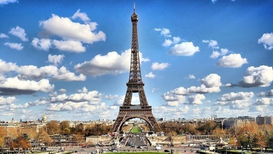 Παρίσι Γαλλία Πύργος του Αϊφελ