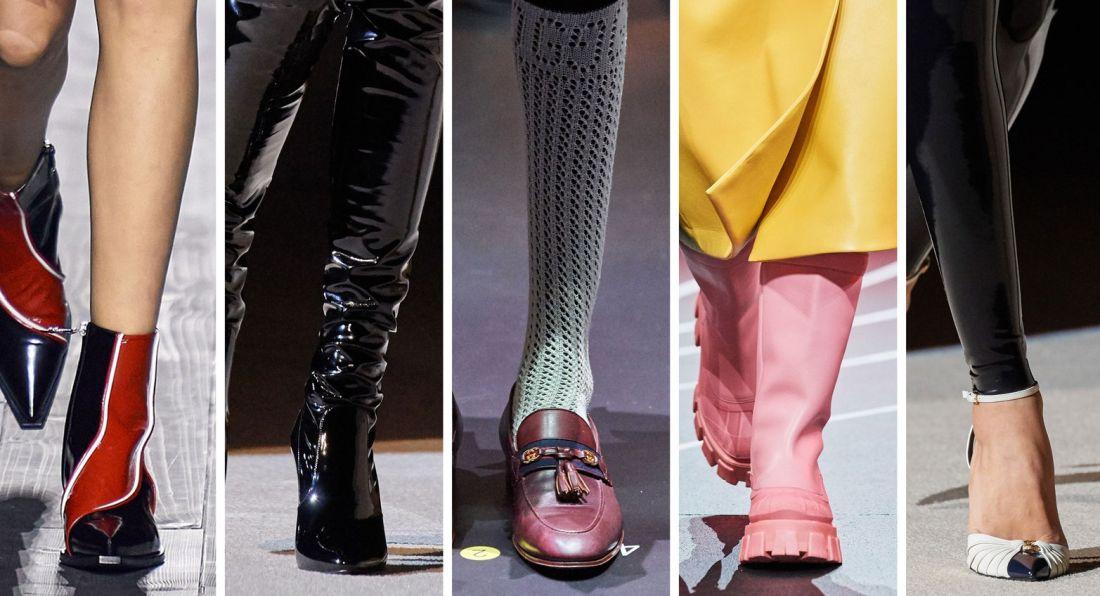 Φθινόπωρο / Χειμώνας 2020-21: 14 top trends στα παπούτσια