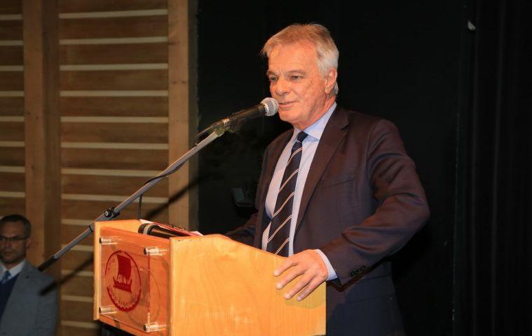 Τσαλίκης: «Να φέρουμε την ιστιοπλοΐα ακόμη ψηλότερα στη συνείδηση του Eλληνα»
