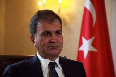"""Τσελίκ: """"Τίποτα δεν μπορεί να επιτευχθεί αν η Ελλάδα κρατήσει στάση κατά της Τουρκίας"""""""
