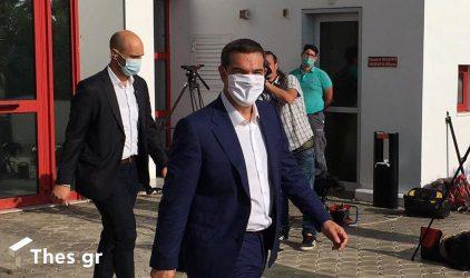 """Τσίπρας: """"Στην Αυστρία οι θεσμοί λειτούργησαν, στη χώρα μας εκκωφαντική σιωπή"""""""