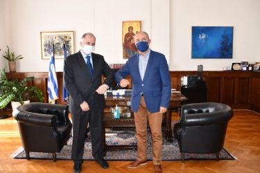 Μνημόνιο συνεργασίας ΥΜΑΘ με την Ανεξάρτητη Αρχή Δημοσίων Συμβάσεων