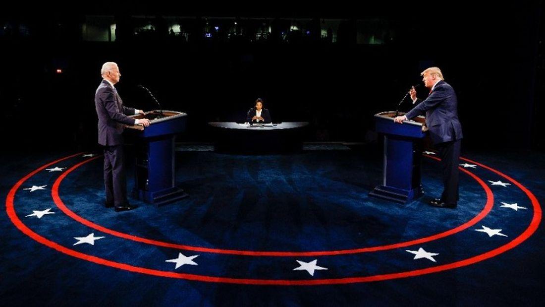 """ΗΠΑ: Πιο """"κόσμιο"""" το τελευταίο ντιμπέιτ Τραμπ – Μπάιντεν"""