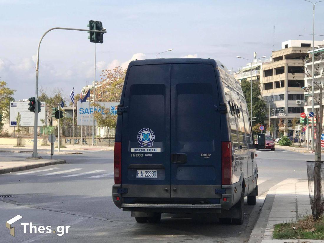 ΕΛΑΣ Θεσσαλονίκη