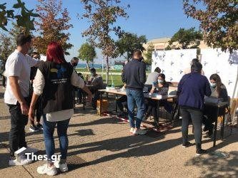 Κορονο-Οκτώβρης: Ο μήνας που «γονάτισε» τη Θεσσαλονίκη