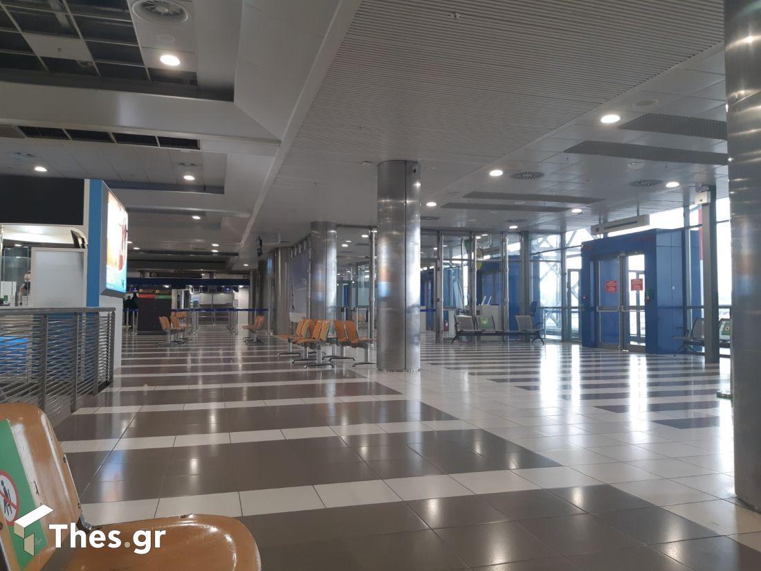 αεροπορική οδηγία αεροδρόμια αεροδρόμιο Ελλάδα καραντίνα