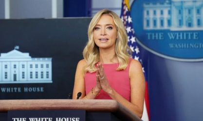Κορονοϊός: Νέος συναγερμός στον Λευκό Οίκο – Θετική η γραμματέας Τύπου!