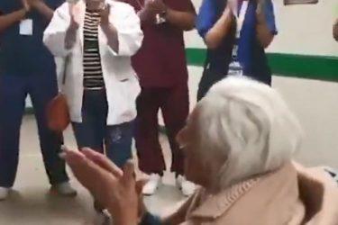 Μεξικό: Γυναίκα 103 ετών νίκησε τον κορονοϊό!