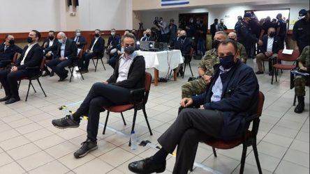 Κ. Μητσοτάκης για φράχτη στον Εβρο: «Το ελάχιστο που μπορούσε να κάνει η κυβέρνηση για να νιώθουν ασφαλείς οι Ελληνες»