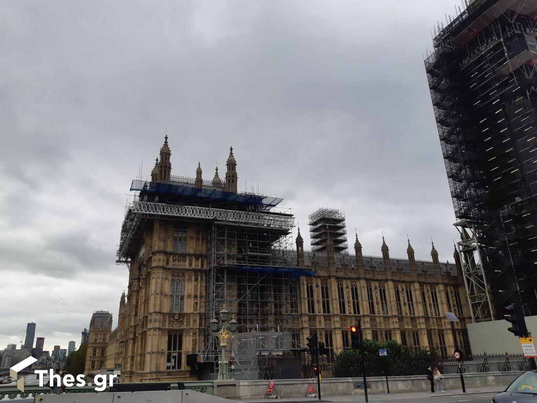 Λονδίνο London Parliament