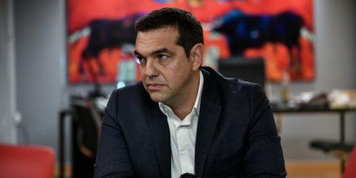 """Τσίπρας: """"Η κυβέρνηση είναι ιδεολογικά αντίθετη με το ΕΣΥ"""""""