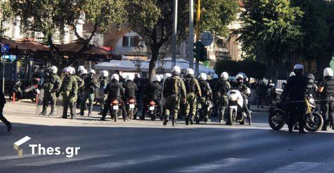 ΣΥΡΙΖΑ Αθήνα Επέτειος Γρηγορόπουλου