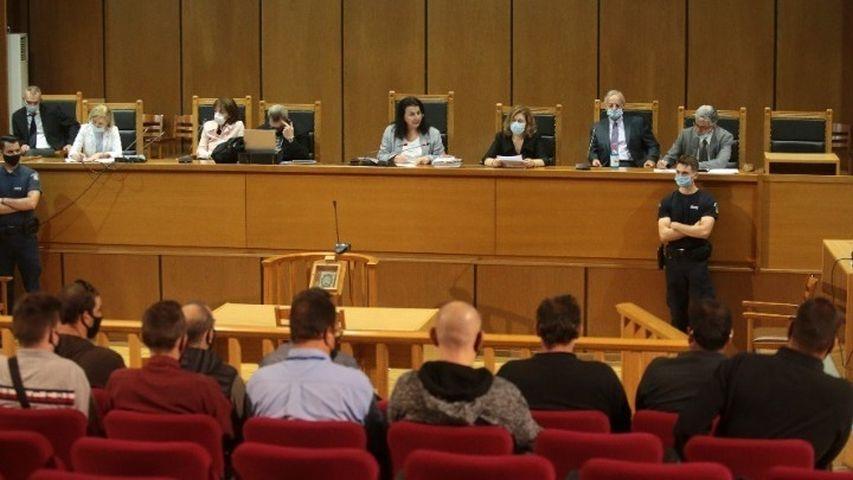 Δίκη Χρυσής Αυγής: Συνεχίζεται σήμερα η συνεδρίαση για τις αναστολές