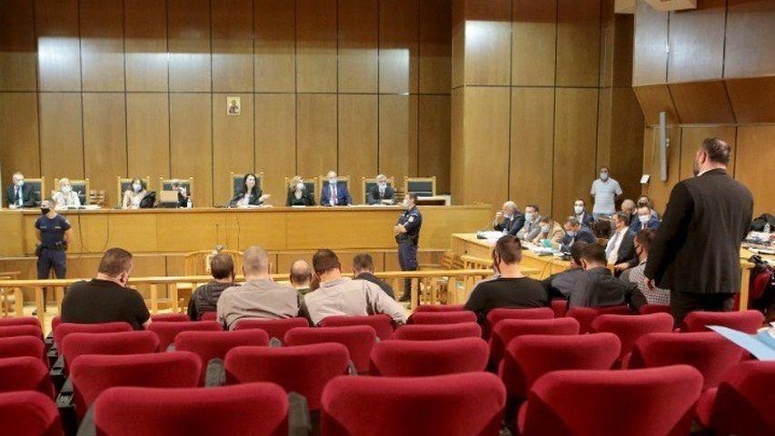 Δίκη Χρυσής Αυγής: Επιμένει η εισαγγελέας για τις αναστολές των καταδικασθέντων
