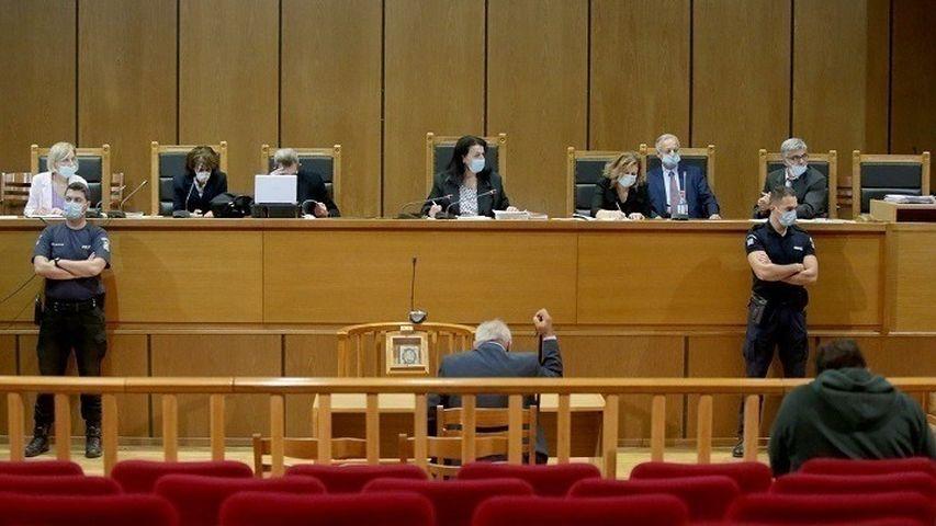 Δίκη Χρυσής Αυγής: Στη φυλακή Μιχαλολιάκος και διευθυντική ομάδα