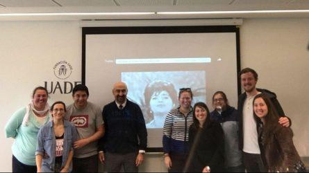 Ελληνας από τη Δράμα διδάσκει στις ΗΠΑ λατινογενείς γλώσσες και διαπρέπει