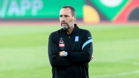 Εθνική ομάδα Τζον Φαντ Σχιπ προπονητής