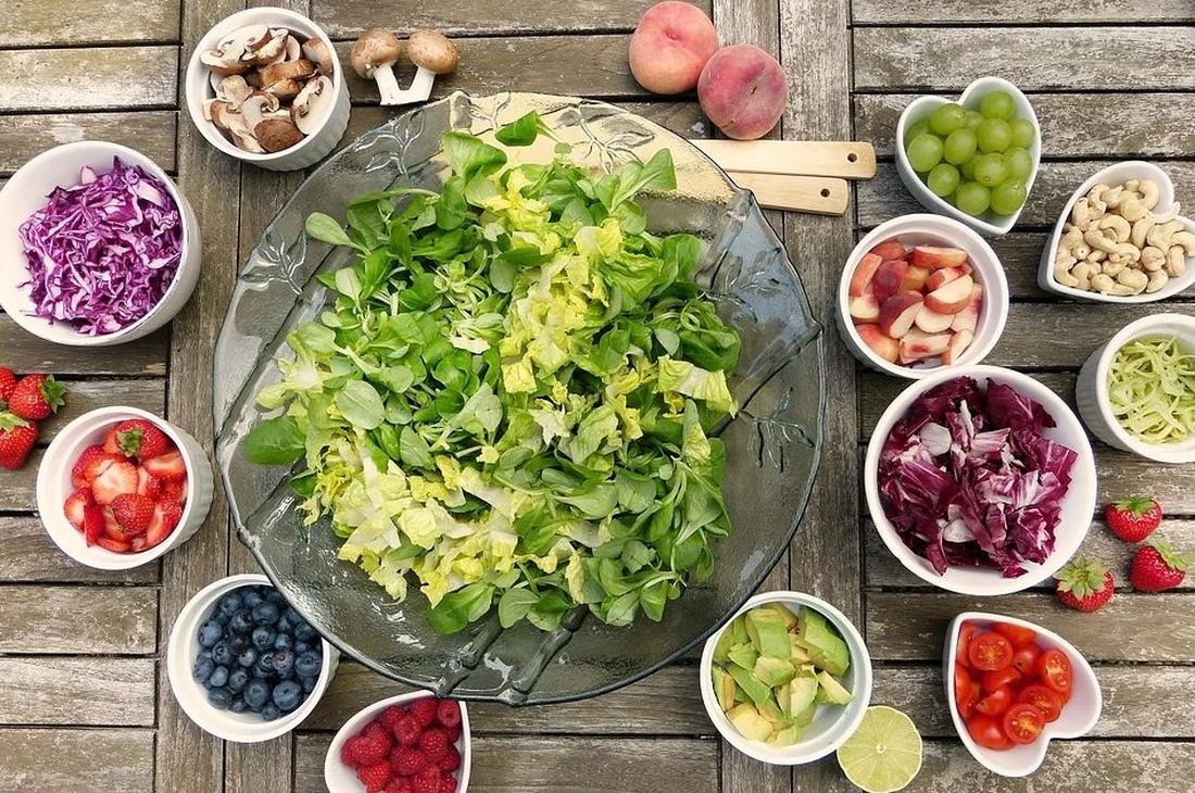 έρευνα για διαβήτη φρούτα και λαχανικά