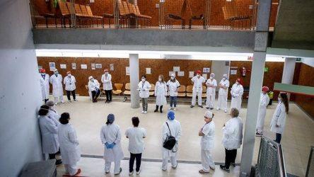 Ισπανία: Απεργούν οι γιατροί εν μέσω πανδημίας