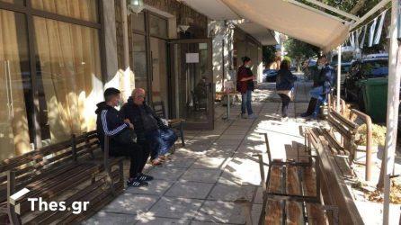Δήμος Καλαμαριάς: Στάση δροσιάς στο Α΄ ΚΑΠΗ