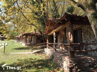 Κεραμαριό χωριό Φλίνστόουνς Καρδίτσα
