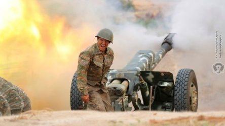 Ναγκόρνο Καραμπάχ: Συνεχίζονται οι σφοδρές μάχες γύρω από τη Σούσα