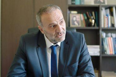 Νέο κόμμα ιδρύει ο πρώην υφυπουργός Νίκος Μαυραγάνης