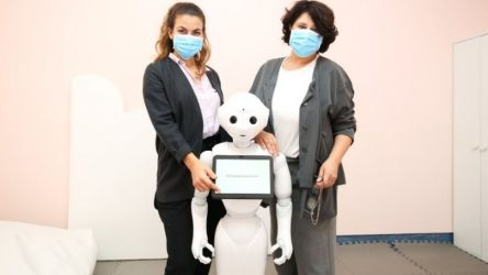 ρομπότ Παπαγεωργίου