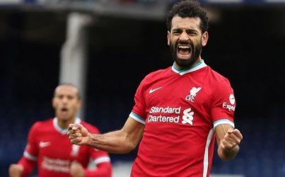 Λίβερπουλ: Ο Σαλάχ έγραψε ιστορία φτάνοντας τα 100 γκολ στην Premier League