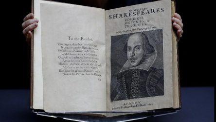 Βιβλίο του Σαίξπηρ πουλήθηκε για σχεδόν 10 εκατομμύρια δολάρια!