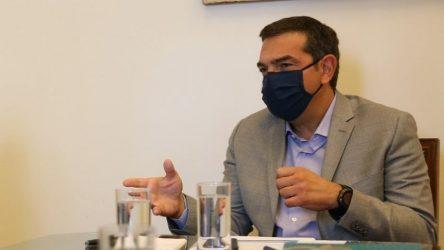 Αύριο στη Θεσσαλονίκη ο Αλέξης Τσίπρας – Ολο το πρόγραμμά του
