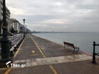 Θεσσαλονίκη λοκντάουν lockdown