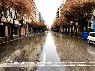 lockdown Θεσσαλονίκη Κορονοϊός