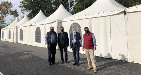 Η ΔΕΘ-Helexpo στηρίζει το ΑΧΕΠΑ στη «μάχη» με τον κορονοϊό