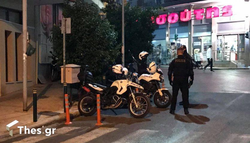 Θεσσαλονίκη: Ενοπλη ληστεία σε κατάστημα ψιλικών