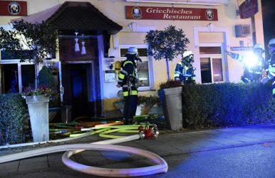 Γερμανία: Φωτιά σε ελληνικό εστιατόριο – Πέντε τραυματίες (ΦΩΤΟ)