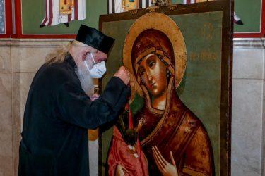 Αρχιεπίσκοπος Ιερώνυμος Εκκλησία
