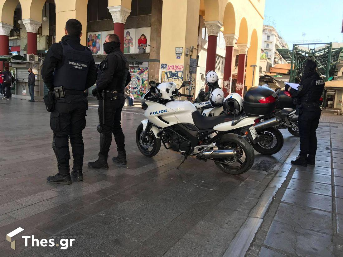 αστυνομία Θεσσαλονίκη Πρόστιμα ταξί πρόστιμο κορονοϊός