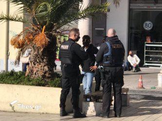 Κορονοϊός: 20 πρόστιμα σε αλλοδαπούς για μη τήρηση των μέτρων
