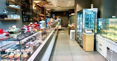 Με delivery και e-shop τα ζαχαροπλαστεία ετοιμάζονται για την περίοδο των Χριστουγέννων (ΒΙΝΤΕΟ)