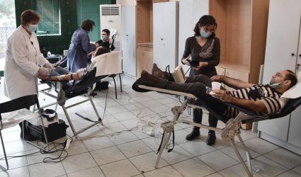 Ξεκινά αύριο η έκτακτη διήμερη αιμοδοσία στο δήμο Νεάπολης-Συκεών