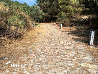 Αρχαία Εγνατία Οδός Καβάλα Φίλιπποι