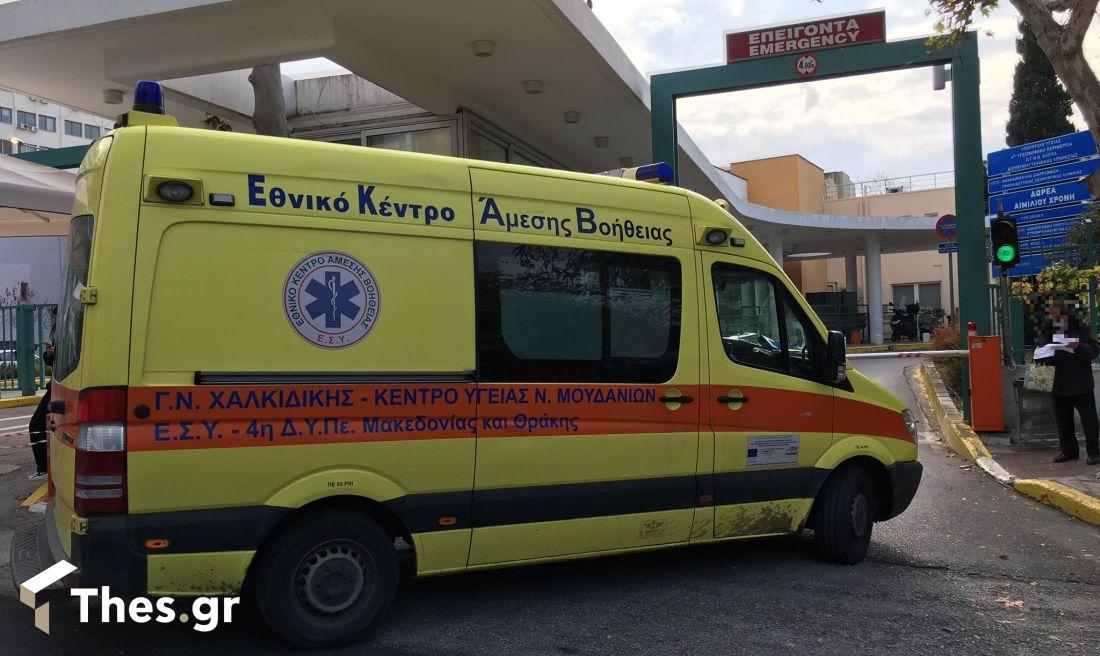 Γιαννιτσά Σέρρες Κιλκίς Διδυμότειχο ΕΣΥ κορονοϊός Θεσσαλονίκη