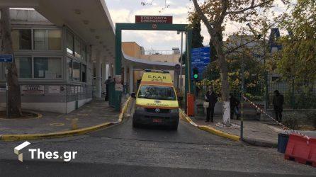 νοσοκομείο Θεσσαλονίκη κορονοϊός θάνατοι Ελλάδα