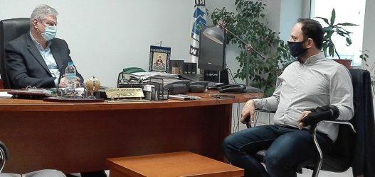 Ενίσχυση της αστυνόμευσης εν μέσω καραντίνας ζήτησε ο δήμαρχος Καλαμαριάς