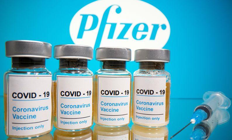 εμβόλιο Pfizer κορονοϊός