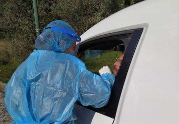 Κορονοϊός: Αρνητικά όλα τα γρήγορα τεστ στην Θεσσαλονίκη